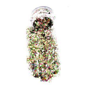 Pastel Assorted Body glitter pot