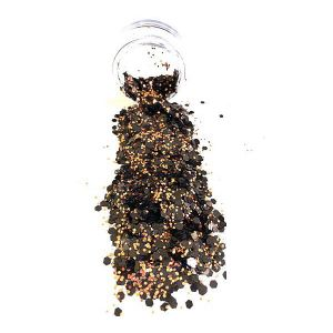 Copper Sparkle Body glitter