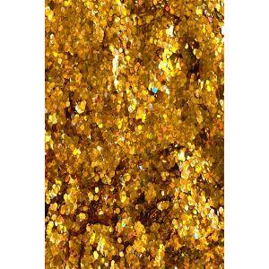 Metallic Gold Body Glitter