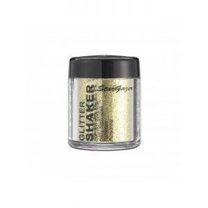 Gold stargazer UV Glitter Shakers