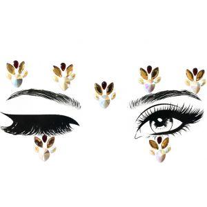 Flower Face Jewel