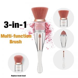 3-In-1 Multi-Functional Brush