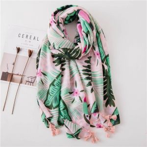 Polyester Art Scarf
