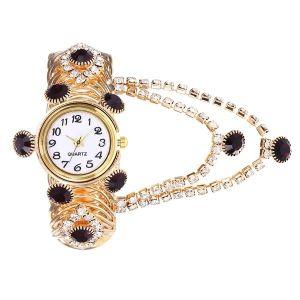 Purple Tassel Watch