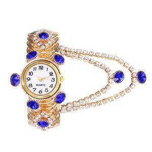 Blue Tassel Watch