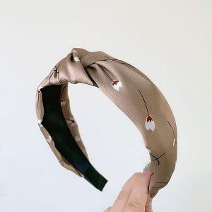 Wide-brimmed Fashion Headband