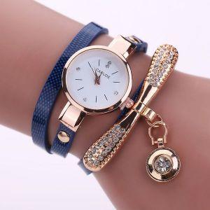 Royal Blue Bracelet Watch