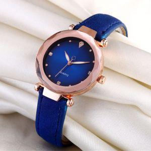 Shiny Mirror Belt Watch