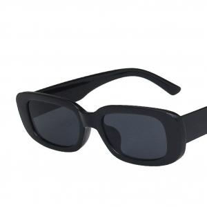 Square Fashion Punk Glasses