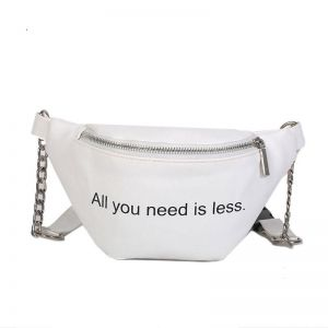 Shoulder Crossbody Bag White