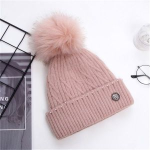 Winter Sweet And Cute Knitted Wool Hat