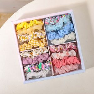 Large Intestine Hair Tie 16 Pcs Box