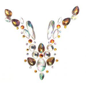MGB Iridescent Body Gems