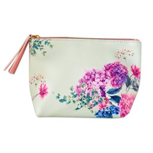 Spring Bouquet Cosmetic Bag