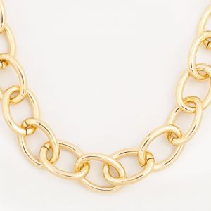 Thick Gold Simple Chain
