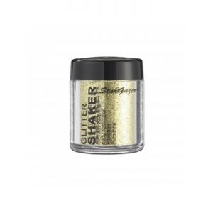 Gold stargazer UV Glitter Shakers