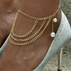 Texture Women's Anklet