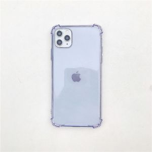 Transparent Soft Shell Apple 7-8 Plus Mobile Phone Case