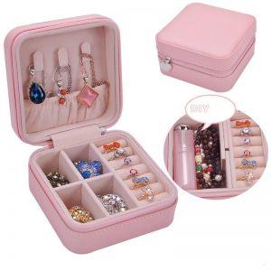 Travel Jewellery Case