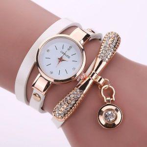 White Bracelet Watch