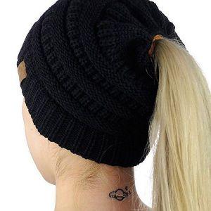 Black Woolen Hats