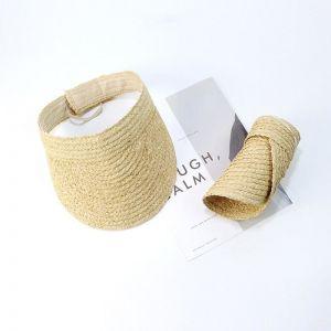 Sunshade Straw Hat