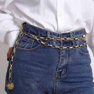 Multi-layer Waist or Body Chain