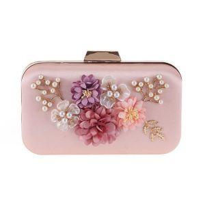 Luxury Rose Flower Women's Flash Evening Package