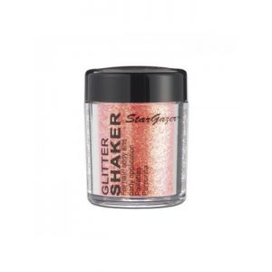 Orange stargazer UV Glitter Shakers
