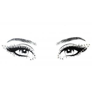 MGB White Eyeliner Gems