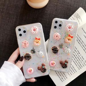 Apple 11 Candy Biscuit Epoxy Phone Case