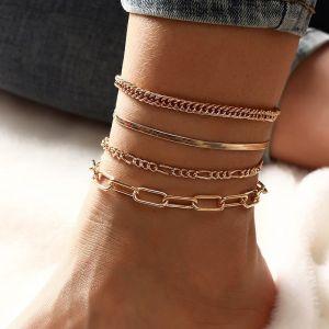Snake Anklets
