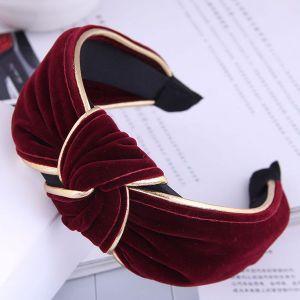 Soft Cloth Knotted Headband