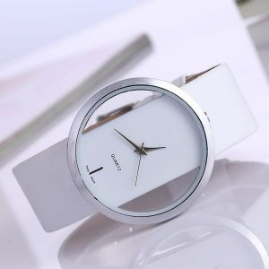 Transparent Double-sided Hollow Watch