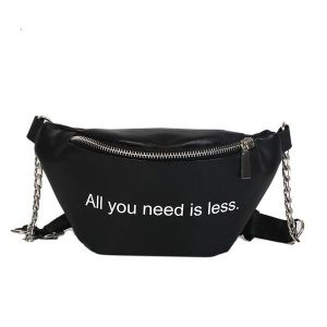 Shoulder Crossbody Bag Black