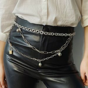 U-shaped Body Chain